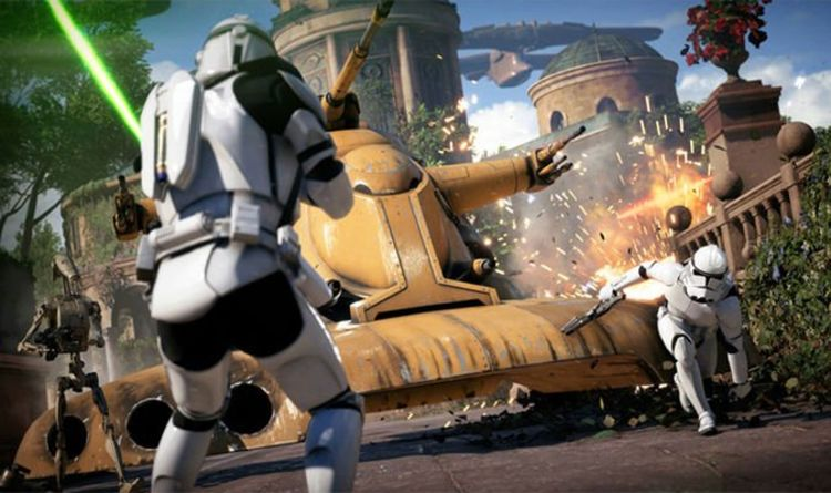 Star Wars Battlefront 2 UPDATE: PS4 and Xbox One patch notes