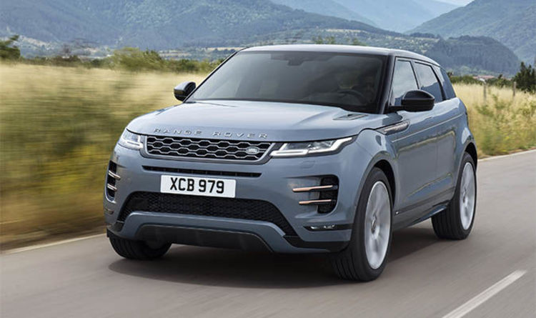Range Rover Evoque 2019 REVEALED - Price, specs, pictures