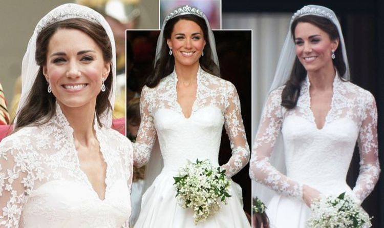 Kate Middletons Wedding Dresses.Kate Middleton Dress Duchess Wedding Dress Had This Link
