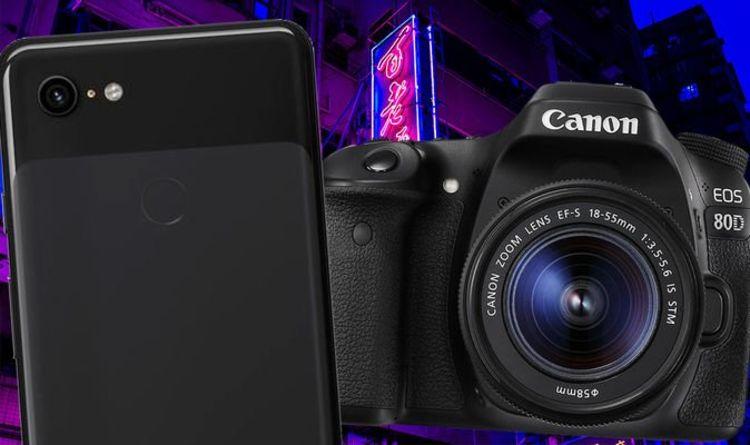 Google Pixel 3 vs Canon DSLR camera comparison - Can the best