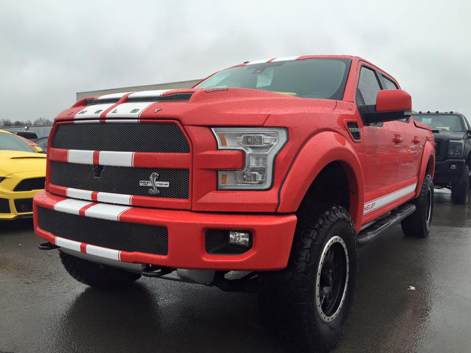 Ford Shelby F150 >> Supercharged 2016 Shelby F150 At Ford Of Murfreesboro