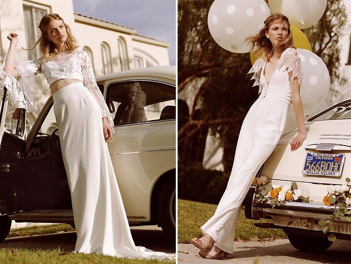 Free People S New Boho Wedding Dresses For Summer 2016 Fashionisers C