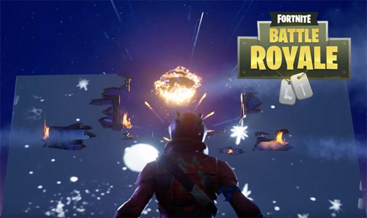 Fortnite Season 4 Begins With Epic New Battle Royale Map Trailer