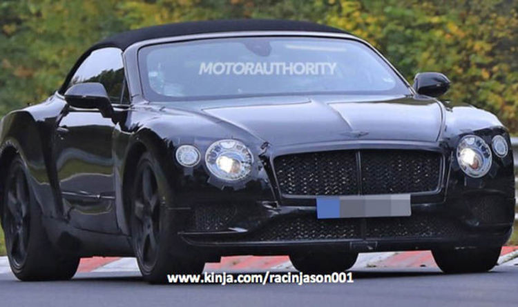 2018 Bentley Continental Gt Convertible Exclusive First Look