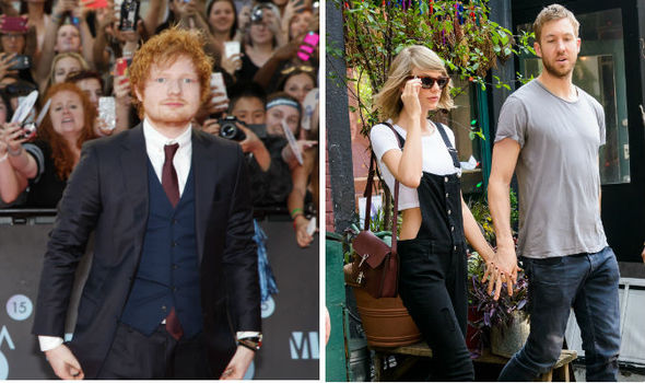 Who is dating who ed sheeran