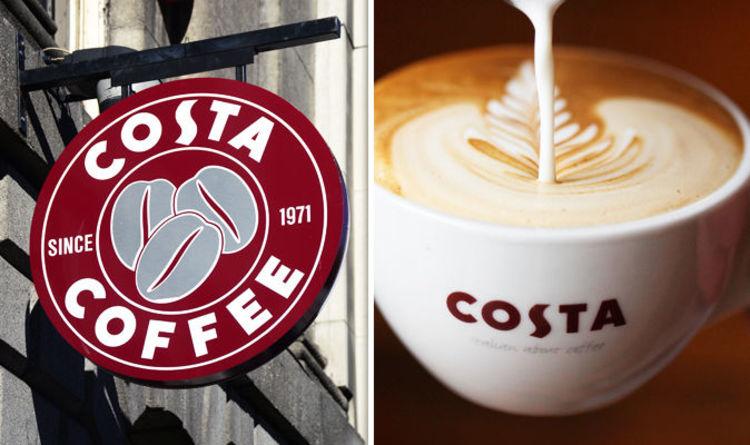 78e86b810f Costa Coffee sale  Coca-Cola to buy UK s biggest coffee chain in £3.9  BILLION deal