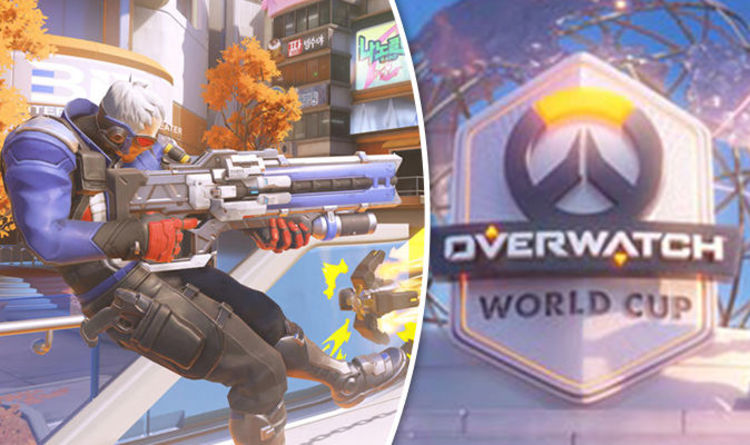 acfc36ec8 Overwatch NEWS  World Cup 2018 continues as the Busan release date draws  near. OVERWATCH fans can tune in ...