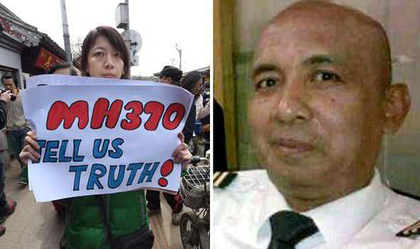 MH370 Malaysian Airlines Pilot Guilty