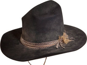 John Wayne s trademark cowboy hats is up for sale. 24e6b52ab3c