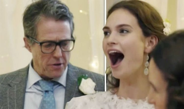 Bit Of Comic Relief For Tonights >> Comic Relief 2019 Four Weddings And A Funeral Clip Leaves Viewers