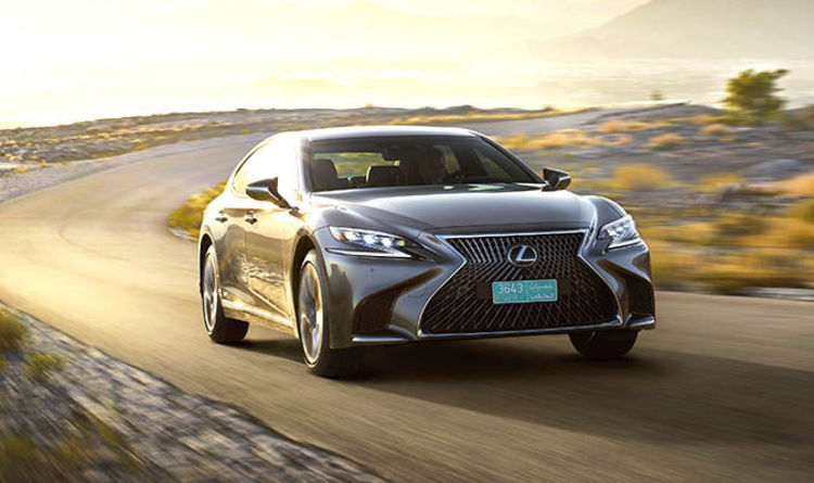 Lexus Ls 500h 2018 Review Price Specs And Road Test Express Co Uk