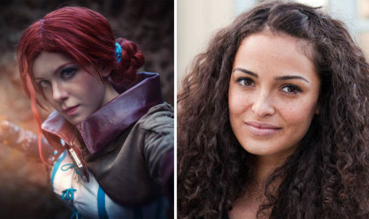 The Witcher on Netflix cast: Who is Anna Shaffer? | TV