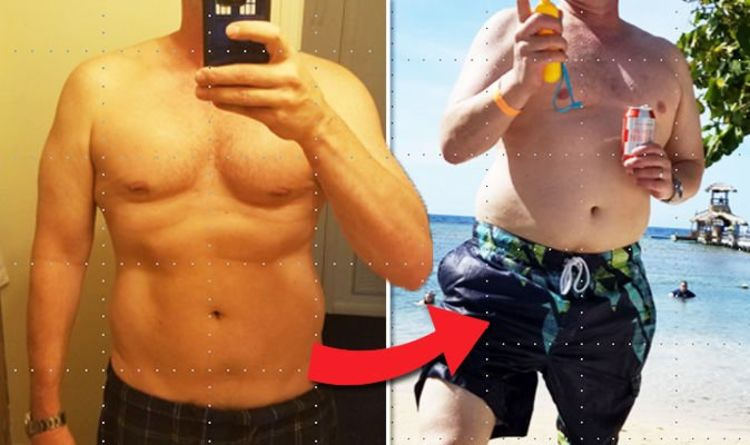 Weight loss diet plan keto and intermittent fasting helped man lose