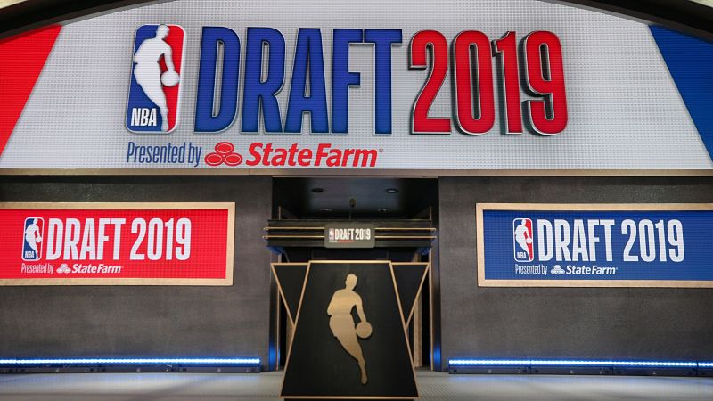 2019 Nba Draft Tracker Live Results For Every First Second Round