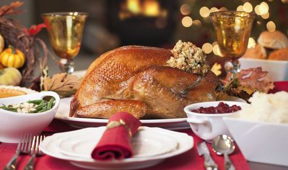 Places To Eat Christmas Day