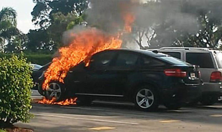 Bmw Recalls One Million Cars Over Fire Fears Drivers Warned Not To Drive Them