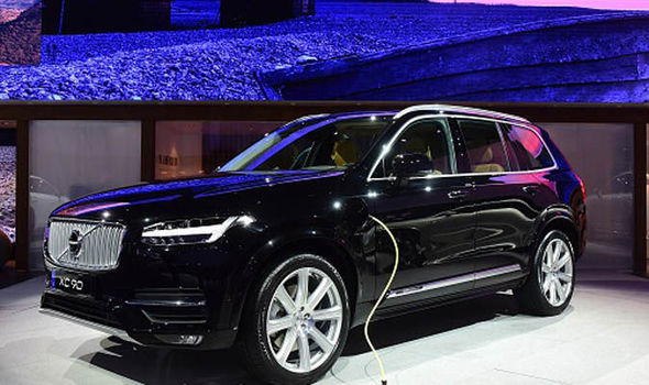 seven reasons to buy the volvo xc90 | express.co.uk