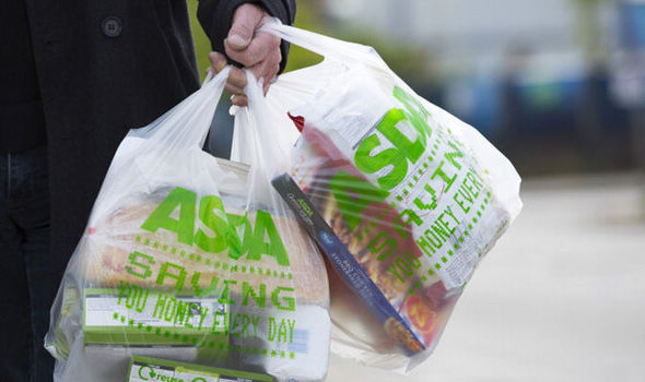Asda Were Among Several Supermarkets Who Pledged To Donate Carrier Bag Charge Charity