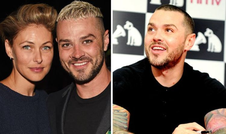 Emma Willis  The Voice star s husband Matt Willis involved in car accident a876de9f2
