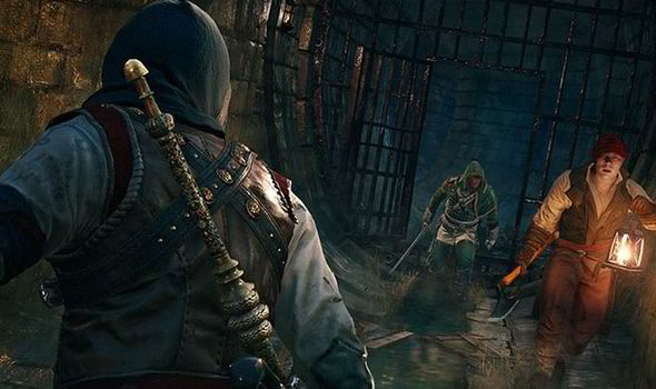 Assassin S Creed Unity Gameplay And Online Fixes Promised As Xbox