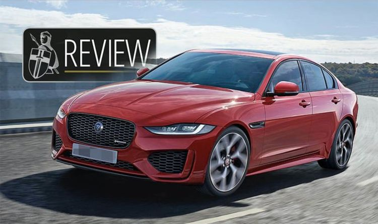 Jaguar XE 2019 REVIEW - Why it is a genuine rival to the BMW 3