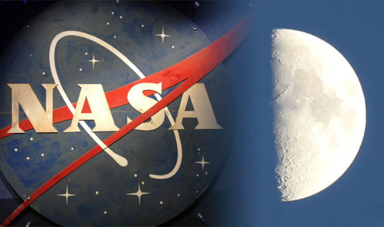 868ce98dd6da9 Is NASA lying about the moon  SHOCK claim moon is 3KM from Earth ...