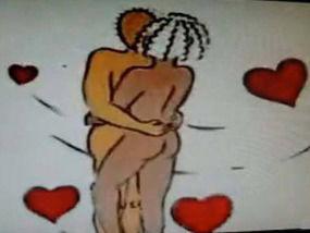 Cartoons havng sex
