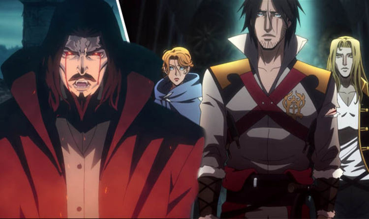 Castlevania Season 2 Netflix Release Date Cast Trailer And More