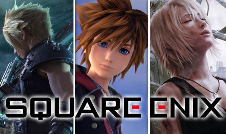 Square Enix news: Final Fantasy 7 Remake, Kingdom Hearts 3, Parasite