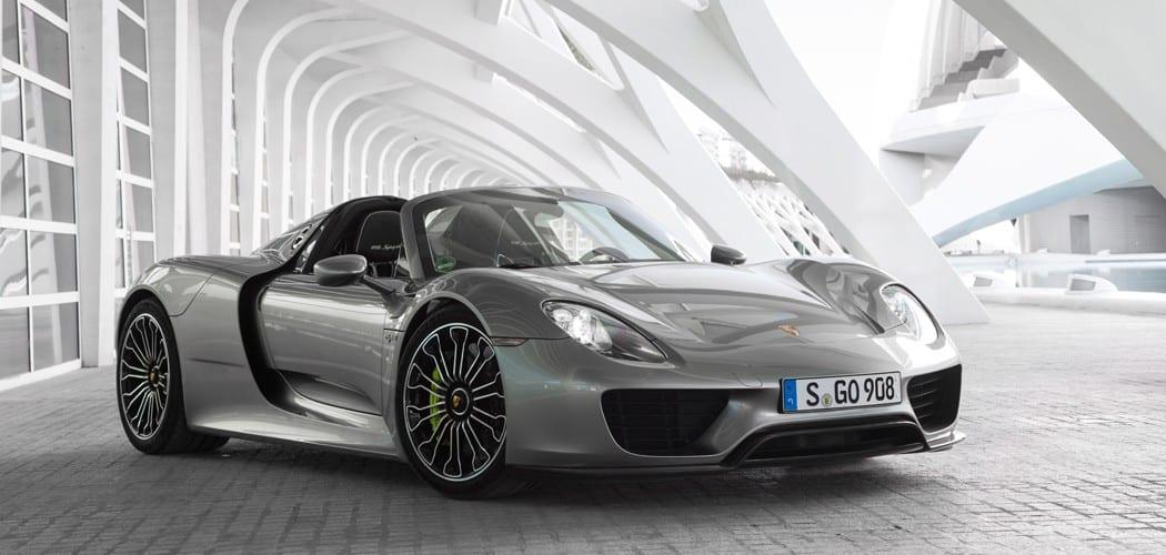 Porsche 918 Spyder Price Specs Photos Review