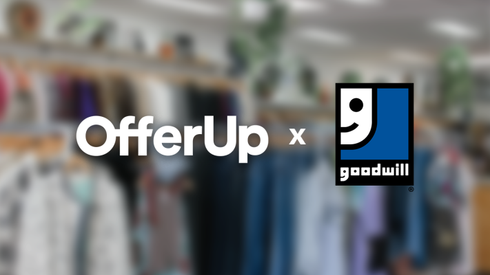 Over 100 Goodwill Stores Are Bringing Their Inventory To Offerup Techcrunch