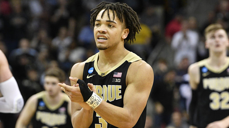Watch All Of Carsen Edwards 3 Pointers From Celtics Summer League