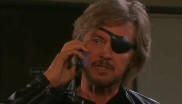 Days Of Our Lives Spoilers Steve Johnson Stephen Nichols Returns Is Patch Here To Stay Daily Soap Dish