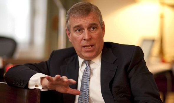 Andrew Duke Of York Becomes First Royal To Go Solo On Twitter