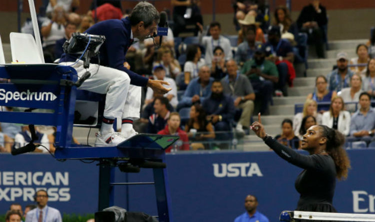 Serena Williams Explains Thief Accusation At Us Open Umpire After