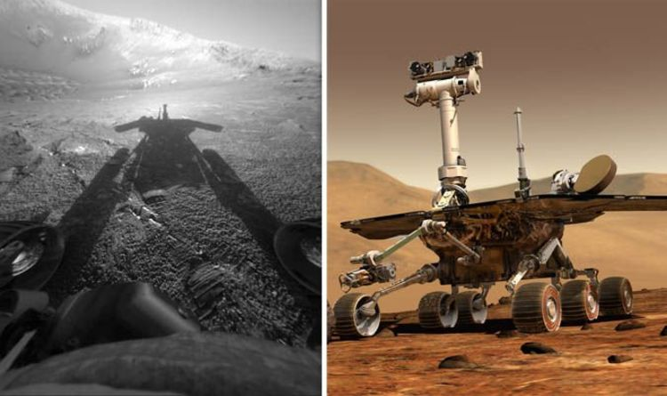 NASA Opportunity last message: What were the last words of Mars