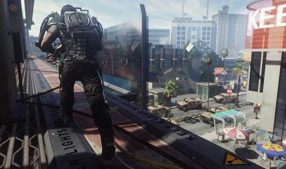 Call Of Duty Advanced Warfare Clarify What They Want Banned And Trick Shot Stance Gaming Entertainment Express Co Uk