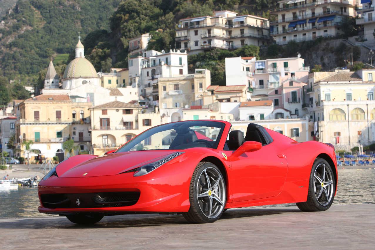 Ferrari 458 Spider Specs Price Photos Review