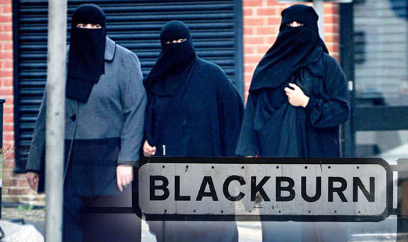 Blackburn is one of the most segregated towns in Britain ...