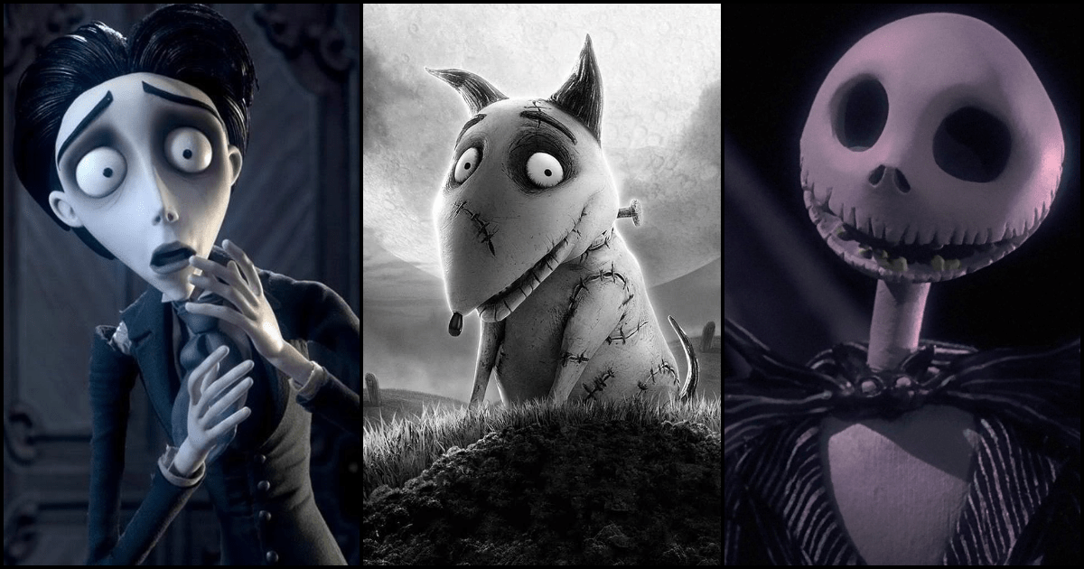 Frankenweenie Corpse Bride And The Nightmare Before Christmas Might Be The Same Story