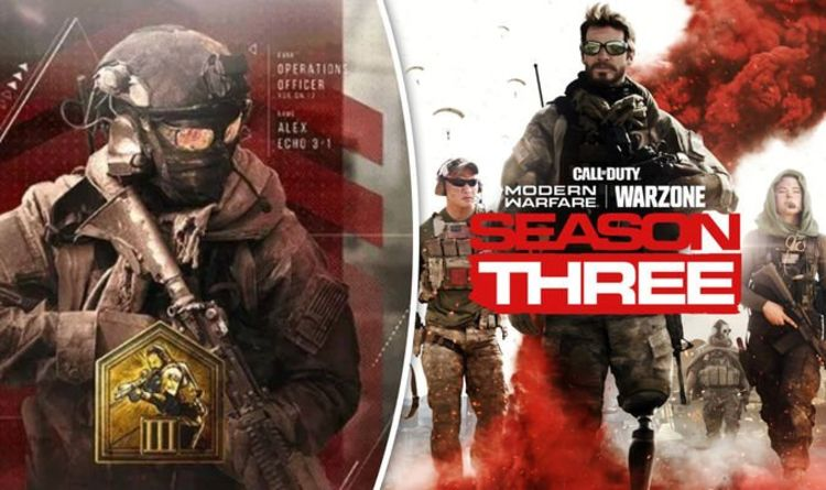 Call Of Duty Modern Warfare Warzone Season 3 Release Date Live