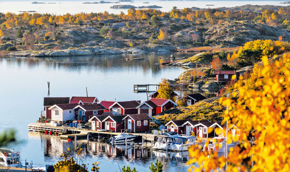 places to visit in gothenburg