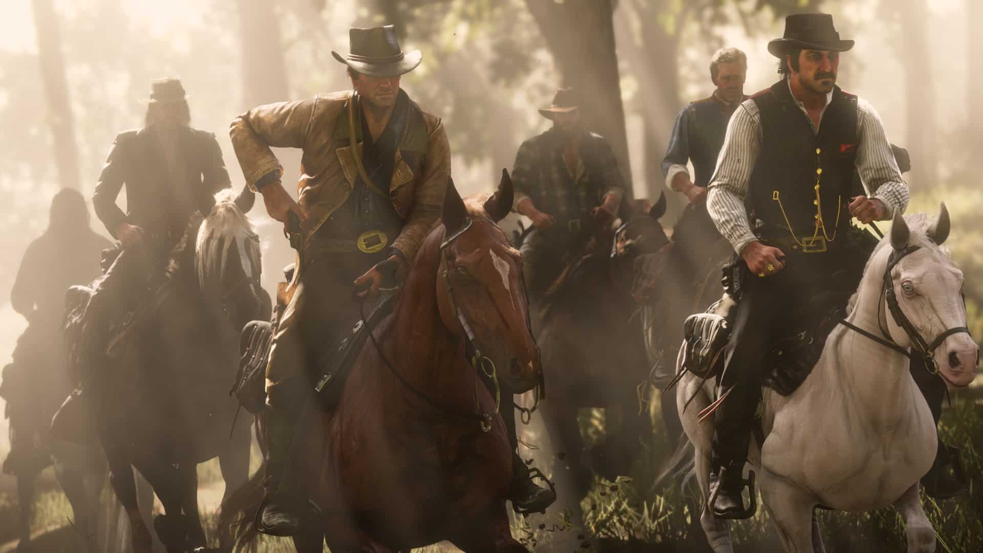 Red Dead Redemption 2 Playstation 4 Review What Kind Of Man Are You