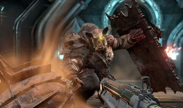 Doom Eternal Release Date Everything We Know About Preload And