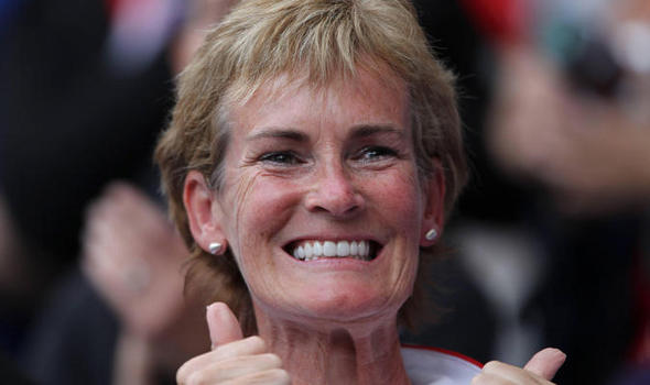 Andy murray mum