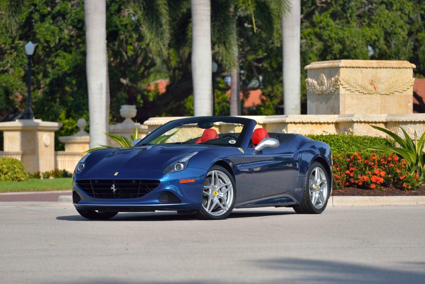 Ferrari California Specs Price Photos Review By Dupont Registry