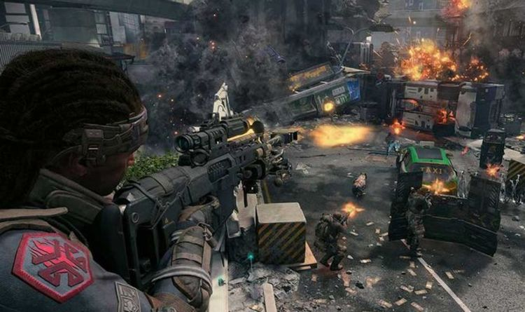Call Of Duty Black Ops 5 Release Update As Modern Warfare Steals