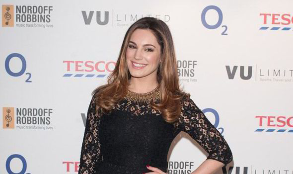 Kelly Brook Was British Men  Perfect 039 Would Be Girlfriend