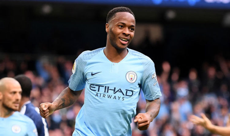 Raheem Sterling verbally agrees new Man City contract  These figures will  blow your mind 67dc182211