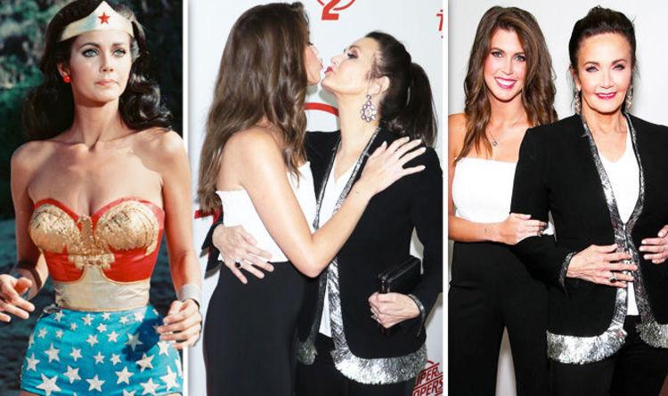 Agree, remarkable Lynda carter kiss photos not